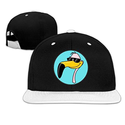 Gafas de Sol Unisex Duck Wear Gorras de béisbol con Estilo Hip Hop Sombreros con Cierre Trasero Ajustable