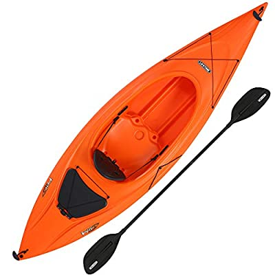 90899 Lifetime 90899 Payette 98 Sit-in Kayak (Paddle Included) from Lifetime Products