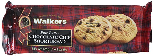 Walkers Shortbread Chocolate Chip Shortbread 175g (1 x 175 g)