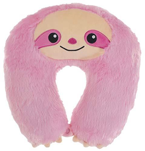 iscream Sleepy Sloth Plush Furry 13