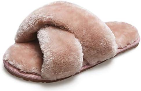 Ranking TOP15 Solyinne Women's Slippers Cute sold out Women Fuzzy for Leopard