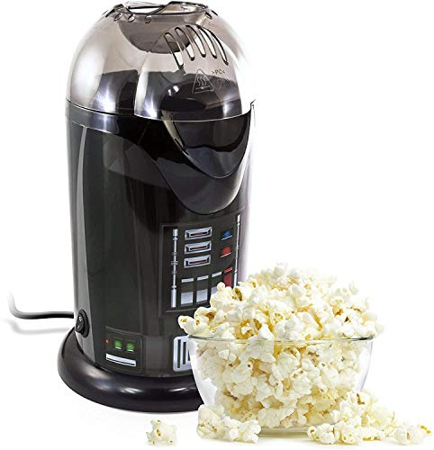 Affordable Se7en20 Star Wars Darth Vader Hot Air Popcorn Popper (Black)