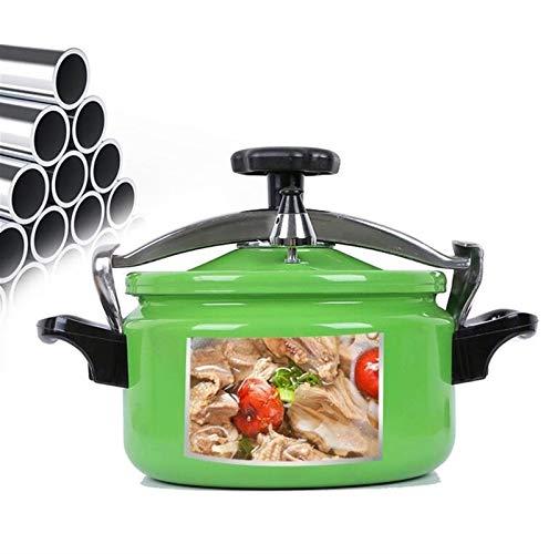 Pote al aire libre Seguridad portátil Prueba de explosión a prueba de explosiones Mini presión cocina multifuncional Cocina lenta Material de aleación de aluminio Cocina de inducción Estufa de gas Gen