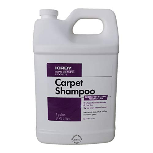 Original KIRBY Allergen Carpet Shampoo 3,785 Liter (252802)