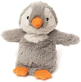 Baby Grey Penguin - WARMIES Cozy Plush Heatable Lavender Scented Stuffed Animal