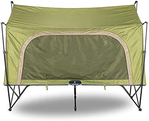 Ankon Easy Pop Up Beach Sun Shelter Tent Tents for Camping Tienda 2 personas Senderismo Camping Cama Automática 4 temporadas Tienda al aire libre Camping Viajes Doblado impermeable Invierno Pesca para