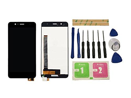 Flügel per ASUS Zenfone 3 Max ZC520TL X008D Schermo Display LCD Display Nero Touch Screen Digitizer ( Senza Frame ) di ricambio e Strumenti Gratuiti