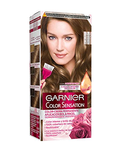 Garnier Color Sensation nº6.0 Dark Blonde