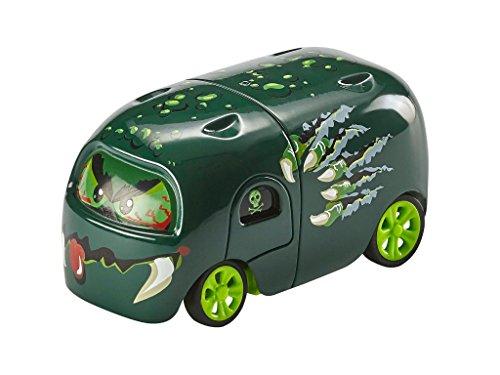 Revell 23540 Mini Car Claw-ferngesteuertes 27 MHz Fernsteuerung, Flexible Antenne, einfache handliche Steuerung für Kinder, Robustes RC Auto, aufladbar über Fernbedienung