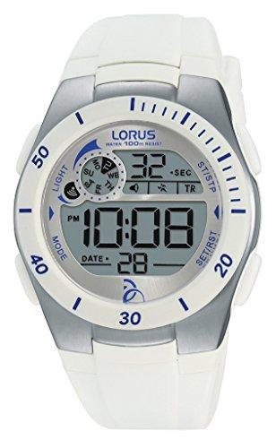 Lorus Watches R2379KX9 Orologio bracciale unisex Novak Djokovic Foundation,...