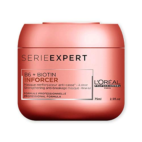 L'Oréal Professionnel Serie Expert Masque with B6 + Protion Inforcer - 75 ml