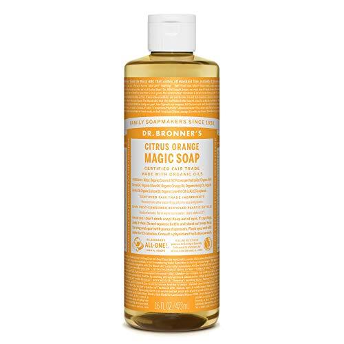 ネイチャーズウェイ ドクターブロナー マジックソープ magic soap シトラスオレンジ 473ml ネイチャーズウェイ