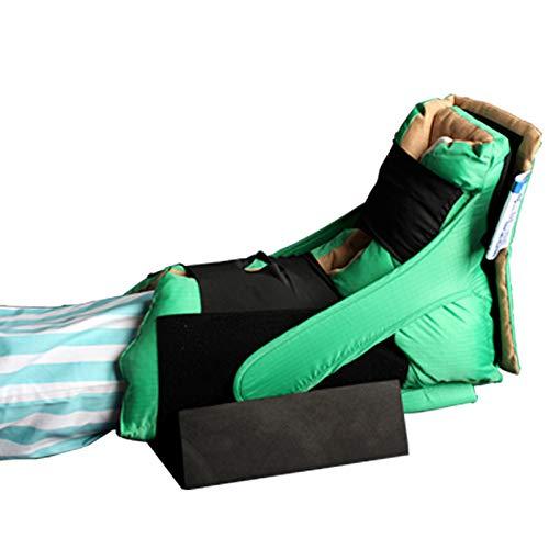 KHXJYC Almohadilla De ProteccióN para El TalóN, Dispositivo De CorreccióN De La CaíDa del Pie, Cuidado contra El Dolor por PresióN, PrevencióN del Dolor por PresióN En El Tobillo, ReposapiéS,1pcs