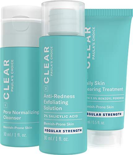 Paula's Choice CLEAR Regular Strength Acne Travel Kit, 2% Salicylic Acid  Illinois