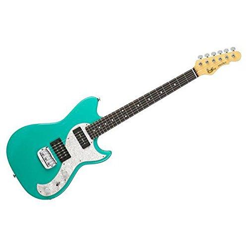 G&L Tribute Fallout Electric Guitar - Seafoam Green/Rosewood