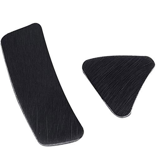 FANKUNYIZHOUSHI Parche adhesivo de piel con diseño de flechas y arco recurvo, 2 unidades