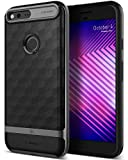 Caseology Parallax for Google Pixel Case (2016) - Award Winning Design - Black
