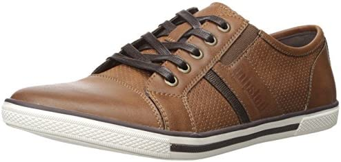 Unlisted by Kenneth Cole Men s Shiny Crown Fashion Sneaker Cognac 10 M US product image