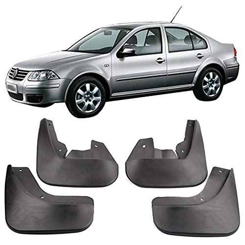 ABABABA Guardabarros De Coche, para Jetta A4 Bora 1998-2005, para Accesorios De Guardabarros De Coche Volkswagen Paneles De Guardabarros 1998 1999 2000