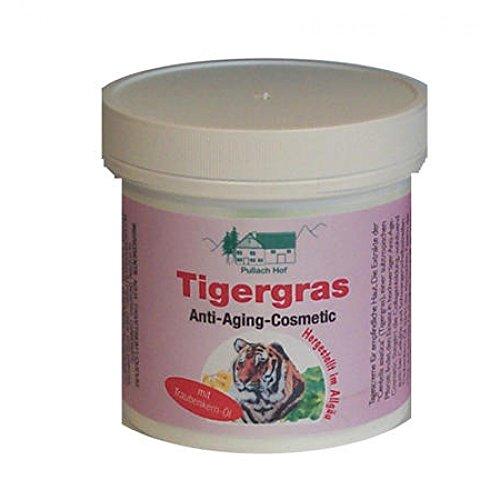 Preisvergleich Produktbild 3x 250ml Tigergras Anti Aging Cosmetic Creme,  Lotion Balsam
