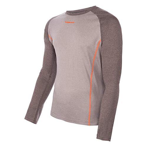 Trangoworld TRX2 Wool Pro sous-vêtement Homme S Gris Clair/Gris foncé