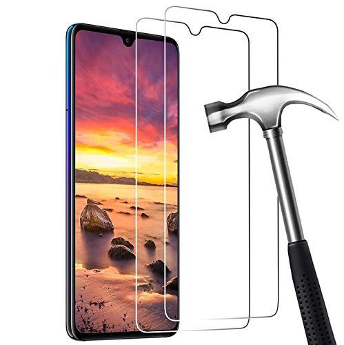 """FUMUM Panzerfolie für Huawei Mate 20 Folie Glas,5-Mal Verbesserte Anti-Kratzen Anti-Öl 9H Gehärtetes Glas Schutzfolie für Huawei Mate 20 (6.53"""") [Anti-Bläschen HD]"""