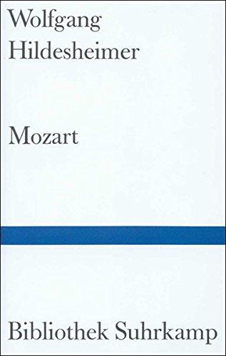 Mozart (Bibliothek Suhrkamp)
