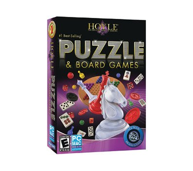 Encore New products world's Max 67% OFF highest quality popular HOYLE Puzzle Board Games Software 2010