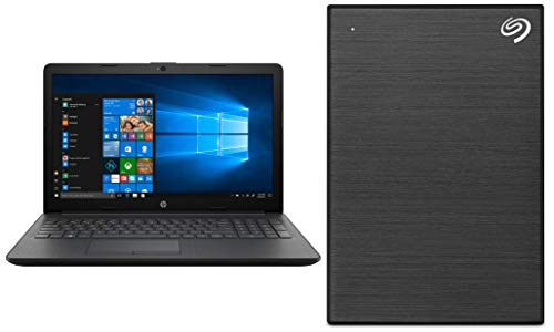 HP 15 Ryzen R3 15.6-inch Full HD Laptop (4GB/1TB HDD/Windows 10 Home/Vega 3 Graphics/MS Office/Natural Silver/2.04 kg), 15-db0186AU