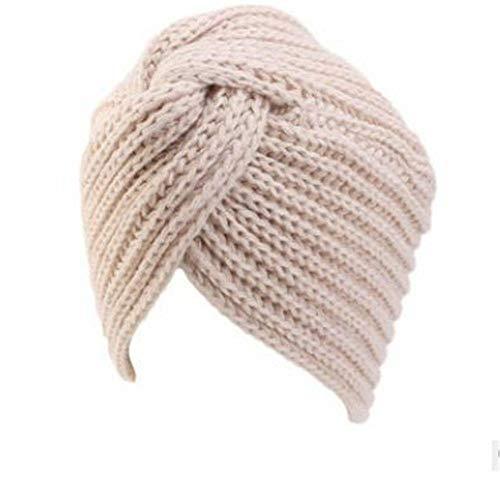 Sombrero de Cancer Chemo Sombrero Beanie Bufanda Rhinestone Wrap Cap Cabeza de Turbante Fossrn Turbantes para Mujer Cancer