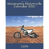 Husqvarna Motorcycle Calendar 2021
