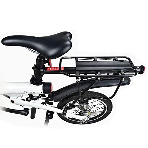 MXBIN Rack de sorage de aleación de Aluminio for Qicycle EF1 Rack...