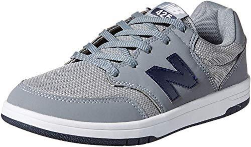 New Balance Men's All Coasts 425 V1 Sneaker, Grey/Navy, 9 2E US