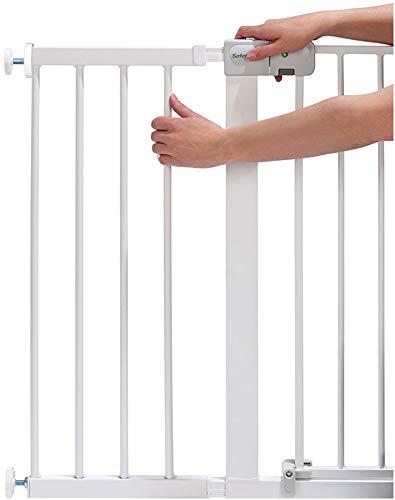 Safety 1st Extension de Barrière de Sécurité 28cm–Blanc