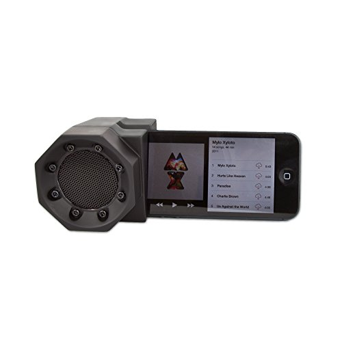 Thumbs Up Touch Mini Boombox Altoparlante, Nero