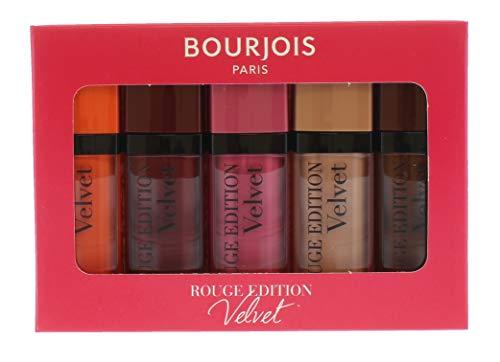 Bourjois Rouge Velvet Lippenstift-Set