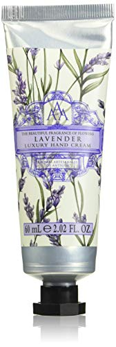 AAA - Luxury Hand Cream with Shea Butter - Lavender - 60 ml / 2 fl oz