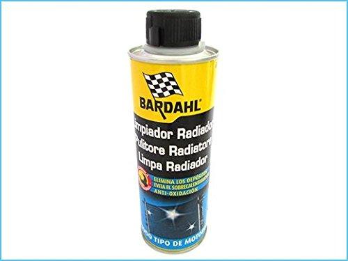 BARDAHL Cooling System Fast Flush Additivi Pulitore Radiatori 300 ML