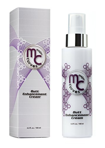 Major Curves Butt Enhancement and Enlargement Cream (1 Bottle) - 2 Month Supply