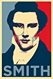 // TPCK // Joseph Smith Poster photo « Hope » – Cadeau – Mormonism Religion – Format A4 (21 x 29,7 cm)