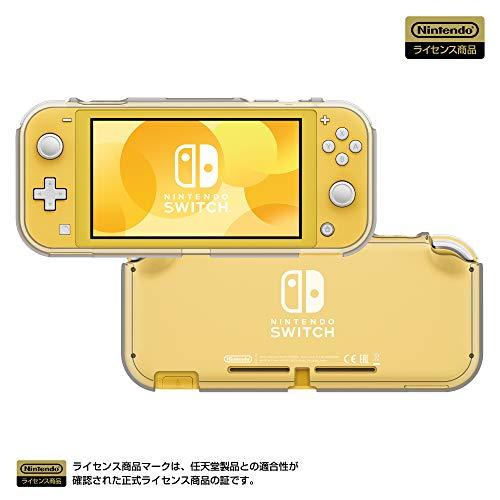 【任天堂ライセンス商品】TPUセミハードカバー for Nintendo Switch Lite 【Nintendo Switch Lite対応】