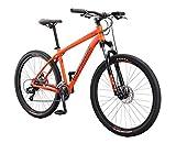 Mongoose Switchback Sport Adult Mountain Bike, 8 Speeds, 27.5-inch Wheels, Mens Aluminum Large...
