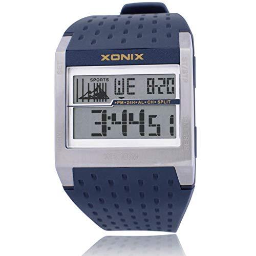 WYZQ diseñador de Relojes para Hombre, Reloj Casual, Moda Atmosférica Multifunción Buceo...
