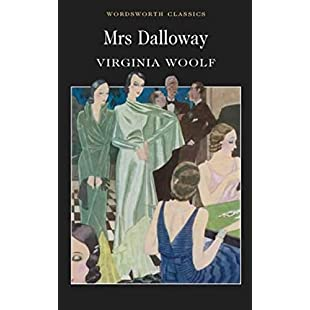 Mrs Dalloway Virginia Woolf (Wordsworth Classics):Abra-sua-mei