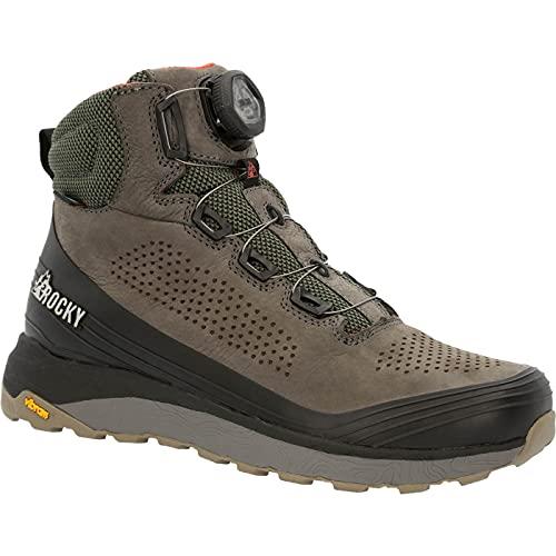 Rocky Summit Elite eVent Waterproof Hiking Boot Size 11.5(W)