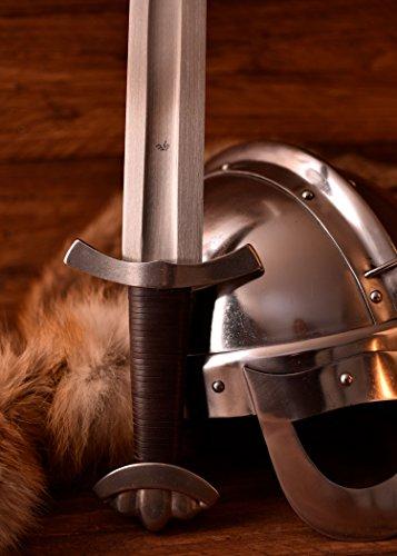 Irisches Wikingerschwert + echt + Hochwertig Schwert Mittelalter von Hanwei ® - 2