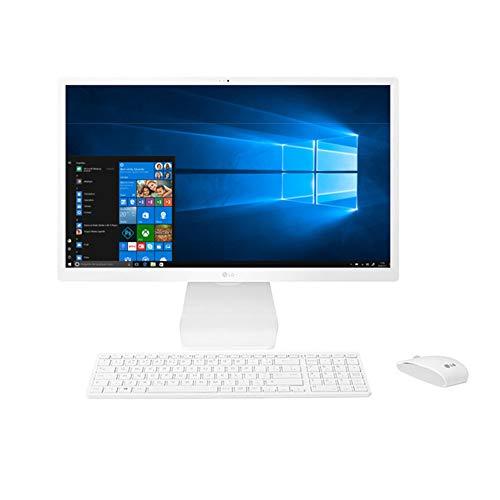 """All in One LG TV 23,8"""" IPS Full HD Intel i5 8GB Ram 1TB de HD Windows 10"""