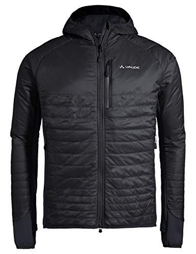 VAUDE Herren Jacke Sesvenna III für Skitouren, black, L, 41724