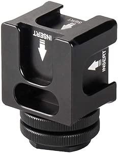 Mini Cold Shoe Mount Shoe Bracket for Speedlight Led Light LED Monitor...