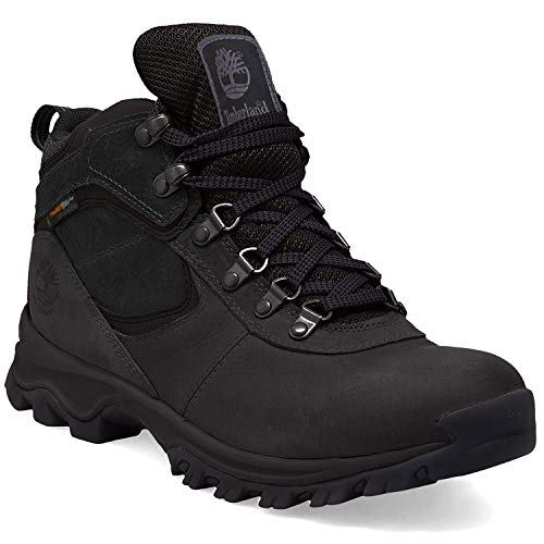 Timberland Men's Mt. Maddsen Hiker Hiking Boot, Black, 14 W US